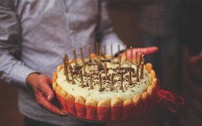 Prilagođen izgled torte